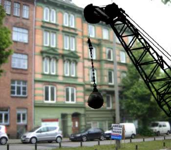 Gründerzeithäuser Breite Straße
