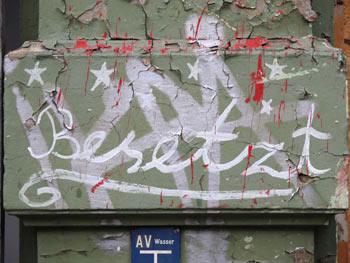 Gründerzeithäuser Breite Straße besetzt